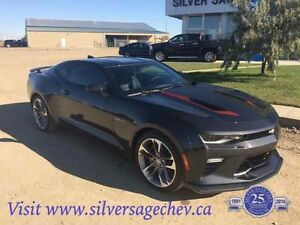 2017 Chevrolet Camaro Fifty 2SS 50th Anniversary Special Edition