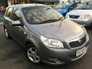 2011 Holden Barina TK MY11 Grey 5 Speed Manual Hatchback Greenslopes Brisbane South West Preview