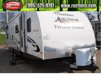 2012 Freedom Express 292BHDS Travel Trailer with BUNKS