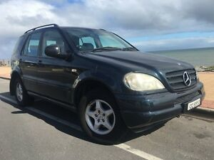 1999 Mercedes-Benz ML320 W163 Luxury 5 Speed Automatic Wagon Somerton Park Holdfast Bay Preview