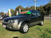 2006 Ford Territory SY TX (4x4) Grey 6 Speed Auto Seq Sportshift Wagon Clontarf Redcliffe Area Preview