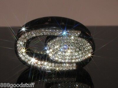 New Gorgeous Hair Clip Claw w Shinny Swarovsky Crystals Hair Accessories