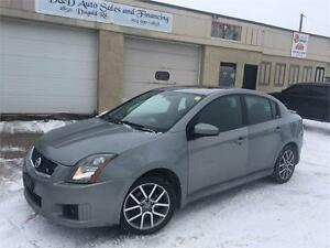 2009 Nissan Sentra SE-R-LOADED-ALLOYS-AUX-SAFTIED