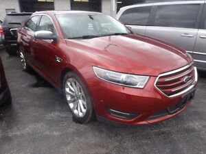 2016 Ford Taurus Limited AWD LEATHER NAVI SUNROOF