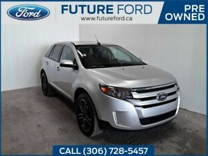 2014 Ford Edge SEL | LOCAL TRADE IN | FORD CERTIFIED PRE-OWNED |