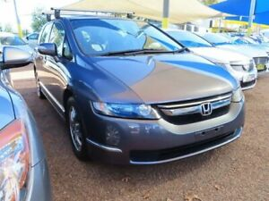 2007 Honda Odyssey 3rd Gen MY07 Luxury Grey 5 Speed Sports Automatic Wagon