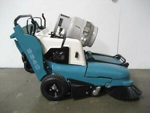 Rental - Industrial Floor Sweepers (Propane & Battery Operated)