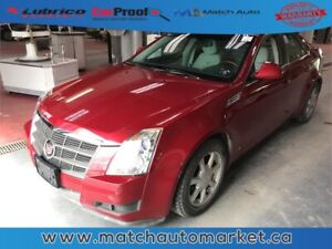 *Safetied* 2008 Cadillac CTS w/1SA *HtdSeats* *Leather**Sunroof*
