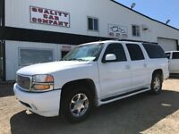 2003 GMC Yukon XL Denali Fully loaded! SALE ONLY $4950!! Red Deer Alberta Preview
