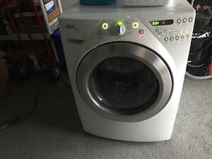 Whirlpool washer and Electric Kenmore dryer for sale