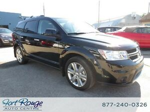 2015 Dodge Journey R/T AWD 7 PASS/DVD/NAV/SUNROOF