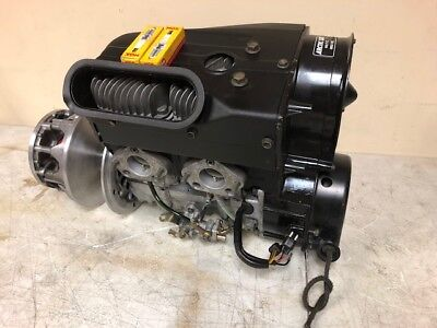 Snowmobile Parts - Engine Motor