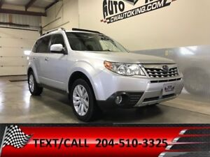 2011 Subaru Forester 2.5 X Limited Package/ Low Kms / Financing