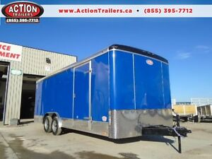 2017 8X20 ATLAS - ELECTRIC BLUE - EYE CATCHING, FOR A LOW PRICE! London Ontario image 1