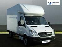 2013 Mercedes-Benz Sprinter 313 CDI LWB Diesel white Manual