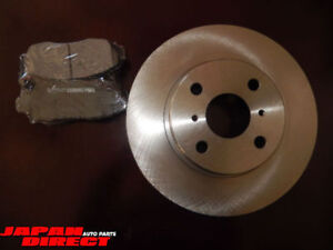 Brand New Brake Pads & Brake Rotors High Quality Brakes