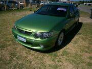 2004 Ford Falcon BA MARK II XR6 Green 4 Speed Automatic Sedan Maddington Gosnells Area Preview