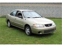 2002 Nissan Sentra - as is $800.00-