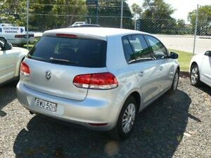 2011 Volkswagen Golf TS I Silver Hatchback Wauchope Port Macquarie City Preview