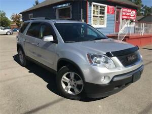 2012 GMC Acadia SLE2 |LEATHER |DOUBLE SUNROOF|BACKUP CAMERA
