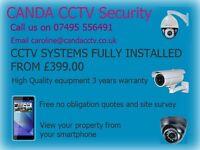 CCTV installations & Maintenance