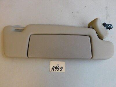 Gebraucht, SL R129 Sonnenblende rechts shampignon Beige 1298101210 guter Zustand sun visor gebraucht kaufen  Kellershof
