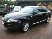 2009 Audi A6 allroad 3.0TDI auto quattro SALVAGE DAMAGED REPAIRABLE DRIVES