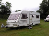 Compass Reflection 4 Berth Caravan
