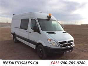 2008 Dodge Sprinter HIGH ROOF DUALLY DIESEL