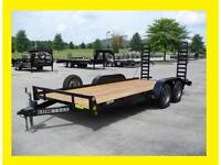 WINTER CLEARANCE**   Gator Car Hauler 16' LOWBOY