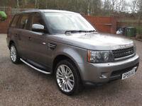 2010 Land Rover Range Rover Sport 3.0TD V6 Auto HSE FACELIFT MODEL!