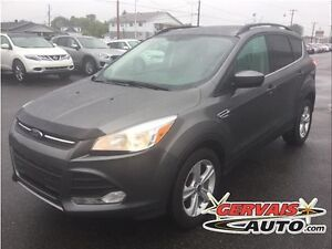 Ford Escape SE AWD 2.0 Ecoboost MyFord Touch MAGS 2013
