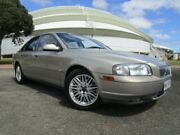 2003 Volvo S80 MY03 T6 SE Gold 4 Speed Auto Geartronic Sedan Gepps Cross Port Adelaide Area Preview