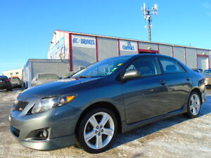 2010 Toyota Corolla XRS/TRD SPORT---SUNROOF---ONE OWNER--AMAZING