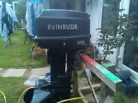 Evinrude 25hp outboard