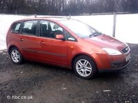 Ford C-Max 1.6 16v 2005 For Breaking