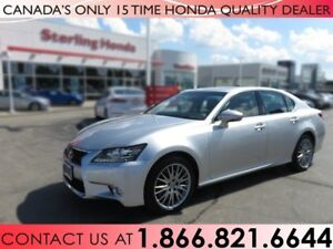 2014 Lexus GS 350 AWD | 1 OWNER | NAVIGATION | LEATHER