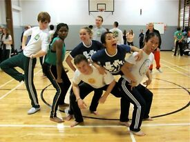 **NEW CAPOEIRA CLASSES IN CAMDEN TOWN FOR ADULTS AND KIDS-FIRST CLASS FREE!**