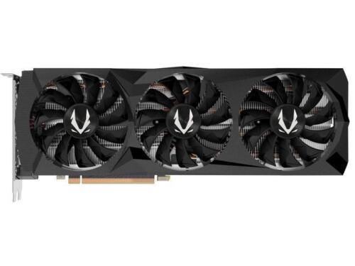 ZOTAC GAMING GeForce RTX 2080 AMP 8GB GDDR6 256-bit Gaming Graphics Card, Active 1