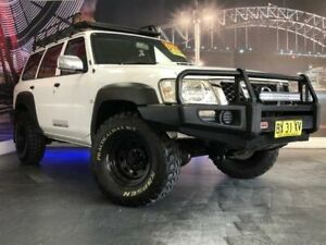 2010 Nissan Patrol GU 7 MY10 DX Automatic Wagon Prospect Blacktown Area Preview