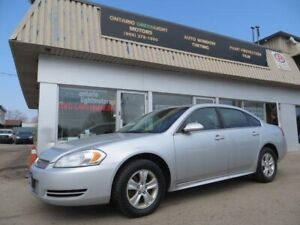 2012 Chevrolet Impala ALL POWERED,A/C, CRUISE,CERTIFIED