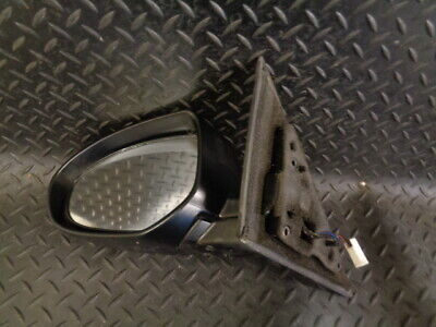 2010 MAZDA 6 2.0D 5DR PASSENGER WING MIRROR HEATED POWER FOLDING IN BLUE