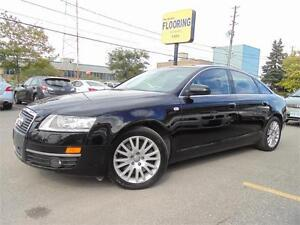 2007 AUDI A6 4.2 QUATTRO  **EXECUTIVE PGK**  *NAVI**