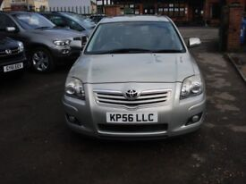 Toyota AVENSIS 2.2 D-4D T4 5dr, 2006 model, Full MOT, Clean in & out
