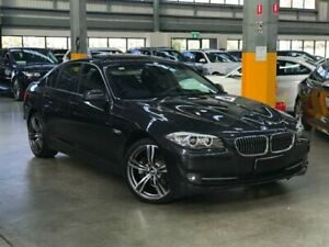 2010 BMW 520d F10 Sedan 4dr Steptronic 8sp 2.0DT Grey Sports Automatic Sedan Port Melbourne Port Phillip Preview