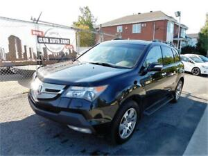 ACURA MDX SH 2009 AWD TECH PACKAGE (NAVIGATION 7 PASSAGERS)