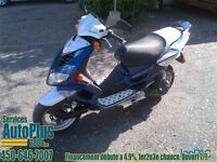Scooter Peugeot SpeedFight2 Ultimate Edition 2009 Quasiment neuf