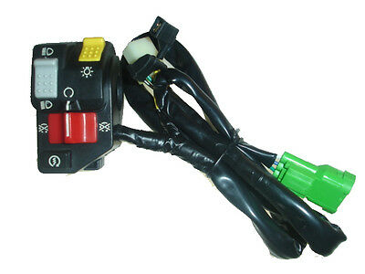 Honda TRX400EX 400EX Start Light Kill Switch Atv 1999-2004 NEW!!