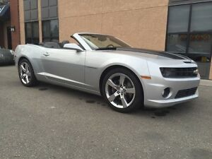 2011 Chevrolet Camaro SS2 Convertible 6.2L MINT Condition!