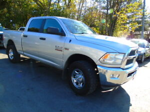 2013  Ram 2500 4x4 SLT Power Seat !! No Accidents!!